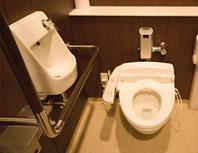 トイレ手洗いセット
